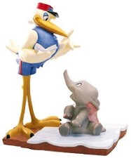 Dumbo Mr Stork And Dumbo Bundle Of Joy