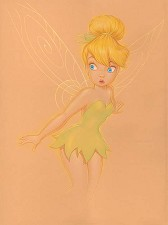 Who Me Giclee On Canvas - From Disney Peter Pan