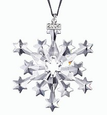 2004 Swarovski  Star Ornament