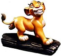 The Lion King Simba Ornament