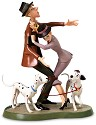 101 Dalmatians Roger And Anita And Pongo And Perdita Tangled Up Romance