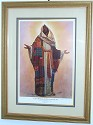 Coat Of Many Colors Limited Edition Framed