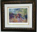 Wishes And Willows Giclee AP Framed