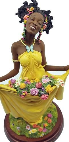 Ebony Visions Spring Signed