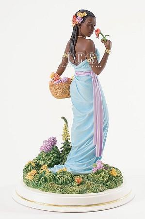 Ebony Visions - Spring Blossom Artist Signed