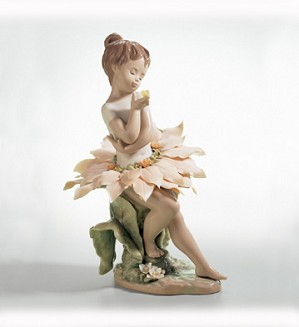 Retired Lladro Secrets Of The Forest