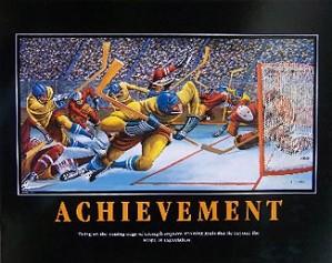 Ernie Barnes - Achievement-Unsigned