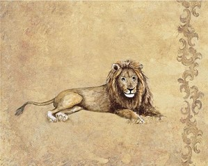 Gamboa - Wild Lion