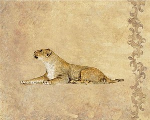Gamboa - Wild Lioness