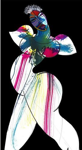 Charles Bibbs - Paint My Body