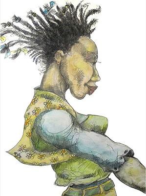 Charles Bibbs - Raggedy Girl
