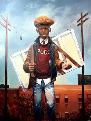Frank Morrison - The Artist