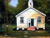 Ted Ellis - Deacons Door