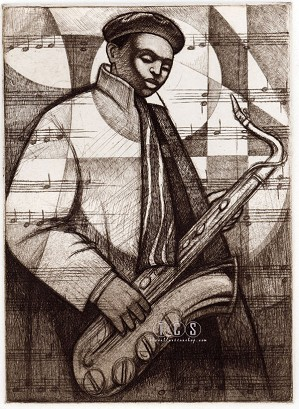 Keith Mallett - In A Mellow Tone