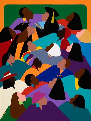 Synthia SAINT JAMES - Women Lifting Their Voices