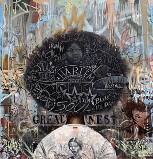 Frank Morrison - Divine Greatness