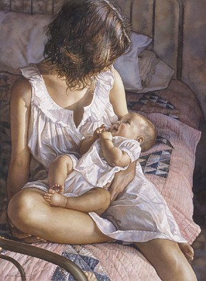 Steve Hanks In The Eyes Of The Innocent Limited Edition Print