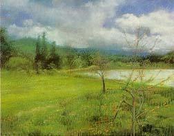 Brenda Joysmith - Lake Temescal