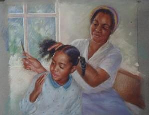 Brenda Joysmith - I Remember Mama  Giclee