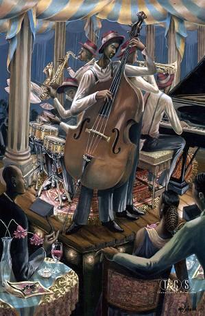 John Holyfield - Swingin