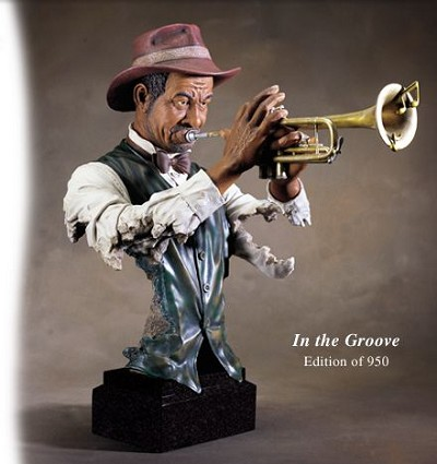In The Groove by Willitts Designs Image is watermarked for copyright protection and is not present on the actual art work.