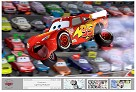 Air McQueen From The Disney Movie Cars Artist Proofs