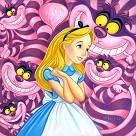 Cheshire Way - From Disney Alice in Wonderland