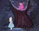 Choosing Her Path - From Disney Alice in Wonderland