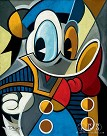 Cubist Quack