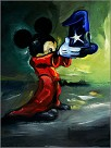 Here Is Your Hat Giclee Artist Proof - From Disney Fantasia