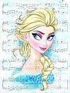 Let It Go From The Movie Frozen