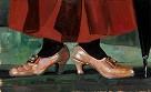 Mary's Chimchimeny Shoes From Mary Poppins