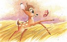 In The Meadow - From Disney Bambi