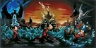The Sorcerers Dream Giclee on Canvas - From Disney Fantasia