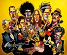 Legends Giclee on Canvas LG