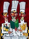 Les Trois Chefs