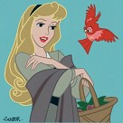 Briar Rose - From Disney Sleeping Beauty