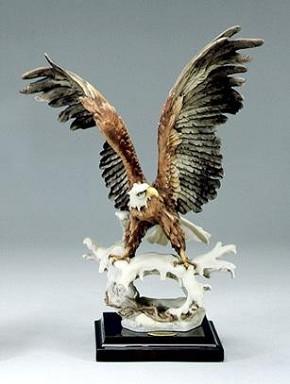 Giuseppe ArmaniLanded Eagle