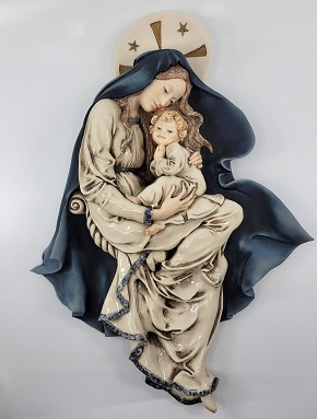Giuseppe Armani Madonna With Child