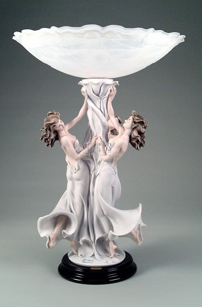 Giuseppe Armani Dancing Girls Centerpiece