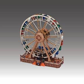 Gold LabelWorlds Fair Ferris Wheel