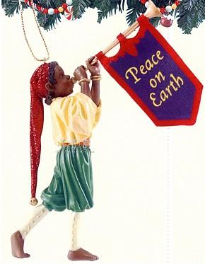 Ebony VisionsTrumpatina Ornament