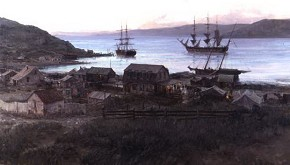 Christopher Blossom Gold Rush Twilight(remarque) Limited Edition Print