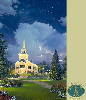 William Phillips The Heavens Proclaim His Glory Limited Edition Print