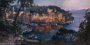 Cao Yong Morning In Portofino .