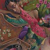 In the Mood by John Holyfield Image is watermarked for copyright protection and is not present on the actual art work.