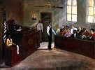 Justice by Ted Ellis Image is watermarked for copyright protection and is not present on the actual art work.