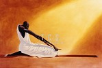 Prayer Artist Proof by Kadir Nelson Image is watermarked for copyright protection and is not present on the actual art work.