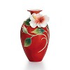 Island Beauty Hibiscus Collection Small Vase