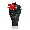 Baroque Red Lily Collection Large Vase